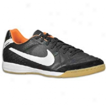 Nike Tiempo Mystic Iv Ic - Mens - Black/total Orange/white