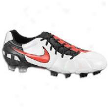 Nike Tital90 Laser Iii K Fg - Mens - White/black/challenge Red
