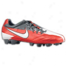 Nike Total90 Laser Iv Kl-fg - Mens - Challege Rsd/anthracite/white