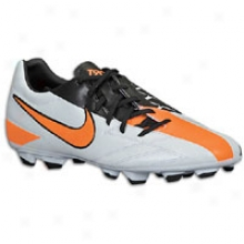 Nike Total90 Shoot Iv Fg - Mens - Windchill/total Orange/black