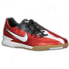 Nike Total90 Fire Iv Ic - Mens - Challenge Red/anthracite/white