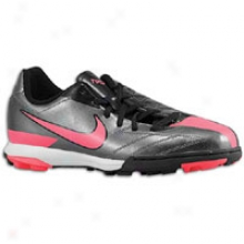 Nike Total90 Shoot Iv Tf - Big Kids - Dark Grey/black/solad Red