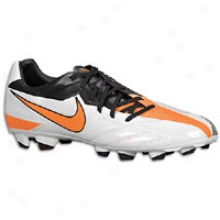 Nike Total90 Sgrike Iv Fg - Mens - Windchill/total Orangw/black