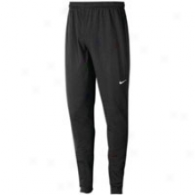 Nike Track Warmup Pant - Womens - Black/white