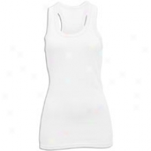 Nike Tradition Rib Tank - Womens - White