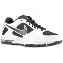 Nike Trainer 1.3 Low - Mens - White/black