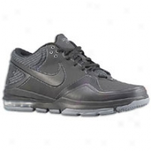 Nike Trainer 1.3 Mid - Mens - Black/black/maize