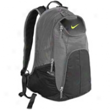 Nike Ultimatum Max Air Usefulness Backpack - Dark Grey/black/volt