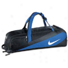 Nike Vapor Bat Bag - Royal/black/sliver