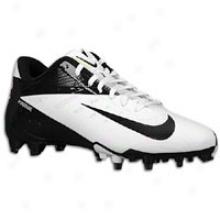 Nike Vapor Talon Elite Low - Mens - White/black