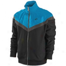 Nikw Victory Track Jacket - Mens - Black/anthracite/cool Blue