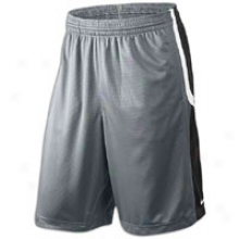 Nike Wavelength Short - Mens - Cool Grey//black/white