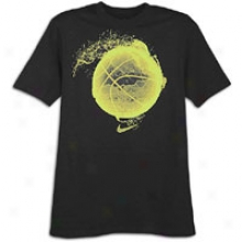 Nike Wet Glow Ball T-shirt - Mens - Black/black/black