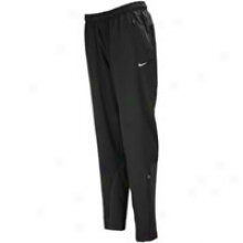 Nike Woven Federation Pant - Womens - Black/white