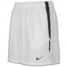 Nike Woven Short W/brief - Mens - White/black