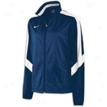 Nike Region Blitz Full-zip Jacket - Womens - Navy/white