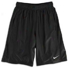Nike Zone Short - Big Kids - Black/white