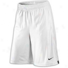 Nike Zone Short - Mens - White/black