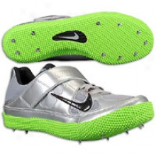 Nike Zoom Hj Iii - Mens - Metallic Silver/black/electric Grwwn/white