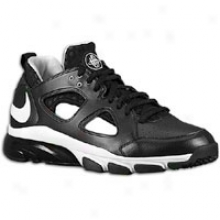 Nike Zoom Huarache Tr Low - Mens - Black/white/black