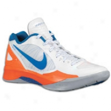 Nike Zoom Hyperdunk 2011 Low - Mens - White/orange Blaze/wolf Grey/varsity Royal