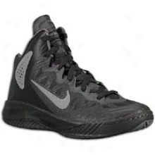 Nike Zoom Hyperenfforcer Xd - Mens - Black/dark Grey/metallic Silver