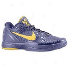 Nike Zoom Kobe Vi - Mens - Imperial Purple/del Sol
