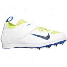 Nike Zoom Pv Ii - Mens - White/volt/treasure Blue/black