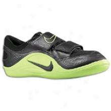 Nike Zoom Rotational Iv - Mens - Black/black/electic Green