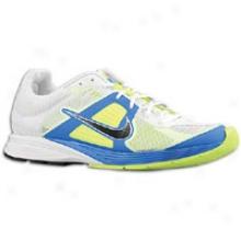 Nike Zoom Streak 4 - Mens - White /soar Blue/colt