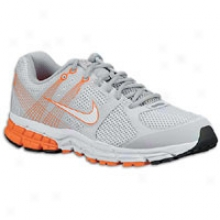 Nike Zoom Structure Triax + 15 Breathe - Mens - Pure Platinum/wolf Grey/total Ofange/white