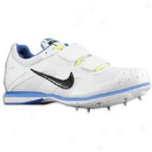 Nike Zoom Tj 3 - Mens - White/volt/treasure Blue/black