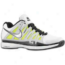 Nike Zoom Vapor 9 Tour - Mens - White/pure Platinum/volt/black