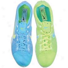 Nike Zoom Victory - Mens - Blue Glow/white/electric Green