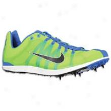 Nike Zoom Victory Xc - Mens - Electric Green/treasure Blue/black