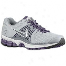 Nike Zoom Vomero+ 6 - Womens - Wolf Grey/wine/cool Grey/anthracite
