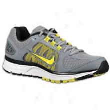 Nike Zoom Vomero + 7 - Mens - Stealthc/ool Grey/summit White/chrome Yellow