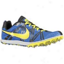 Nike Zoom Waffle Xc 9 - Mens - Treasure Blue/blaci/sonic Yellow