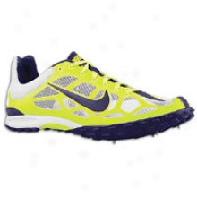 Nike Zoom Waffle Xc Viii - Mens - White/ink/lemon Twist/black