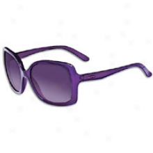 Oakley Beckon Sunglass - Womens - Grape Juice/black Violet Gradient