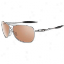 Oakley Crosshair Sunglass - Mens - Polished Chrome/black Iridium
