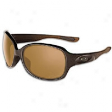 Oakley Drizzle Sunglass - Wommens - Brown Sugar/sunset/bronze Polarized