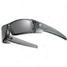Oakley Gascan Sunglass - Mens - Crystal Black/black Iridium