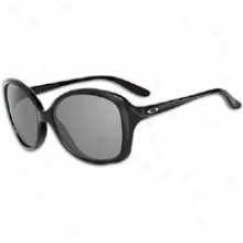 Oakley Sweetspot Sunglass - Womens - Polished Black/grey