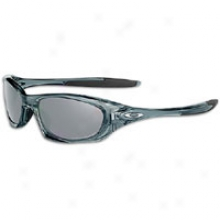 Oakley Twenty Sunglasses - Mens - Crystal Black/black Iridium Polarized
