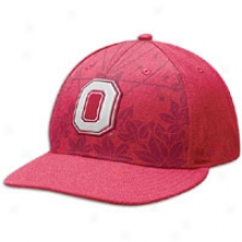 Ohio State Nike College Aerogrphic Hat - Mens - Red