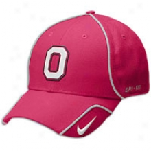 Ohio State Nike College Rivalry Coaches Cap - Mens - True Red