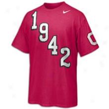 Ohio Sta5e Nike College Rivalry Dri-fit T-shirt - Mens - True Red