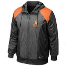 Oklahoma State Nike College University Lightweight Jacket - Mens - Blakc