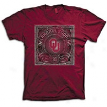 Oklahoma Team Impression Amplify T-shirt - Mens - Cardinsl